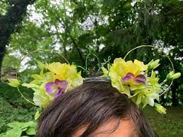diy wire mickey ears with crown super