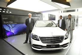 The company was renamed daimlerchrysler india pvt. Mercedes Benz Opens A New Luxury Dealership In Thiruvananthapuram India Com