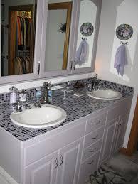 Best Bath Decor bathroom granite tiles : Tile Countertops Bathroom Bathroom | Home Design Ideas And ...