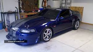 2000 Mustang Gt, Stroker 5. 0 Forged Motor, Vortech Supercharger