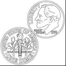 Coloring Pages Of Money Koshigayainfo