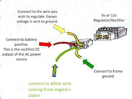 regulator wiring diagram yirenlu me 4 pin rectifier wiring diagram motor 12v or 6v ct70 regulator rectifier pigtail click for lively wiring wiring diagram ceiling fan electronic