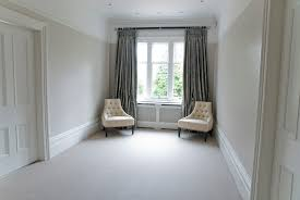 Modern Edwardian Home Lavender Grey - Edwardian house interior