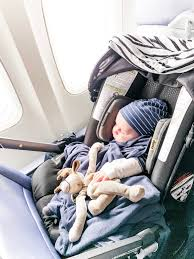 baby car seat airplane turkish airlines