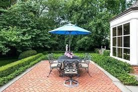 brick paver patio patterns.  Paver Brick Paver Patio Pictures Red Set In Herringbone Pattern  Ideas On Brick Paver Patio Patterns V