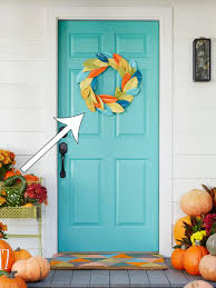 easy diy barn door track. Diy Door Decoration Ideas 8 Fall Wreaths To Dress Up Your Front Of Easy Barn Track R