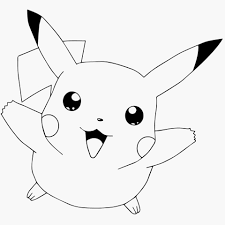 Kleurplaat Pokemon Go Krijg Het Desenhos Do Pikachu Para Imprimir E