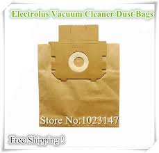 electrolux vacuum bags. 5 pieces/lot vacuum cleaner parts filter garbage bag paper dust bags for electrolux e39