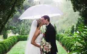 You Can Buy A Rain Free Wedding Day For 100k What Do You Think