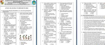 Maybe you would like to learn more about one of these? Download Soal Uas Ukk Pjok Kelas 5 Semester 2 K13 Revisi 2018 Dicariguru Com