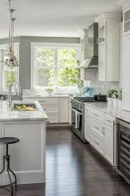 Gray And White Kitchens Best 25 Gray And White Kitchen Ideas On Pinterest |  Kitchen