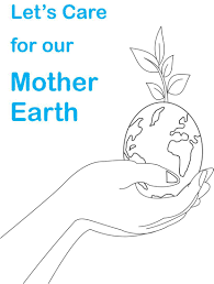 Small Picture Earth day printable coloring page for kids 2