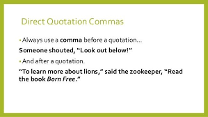 Image Result For Quotations Commas Image Result For