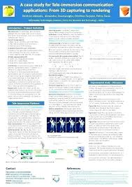 Medical Posters Template Research Poster 24 X 36 E Inside A1 Size