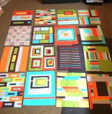 Modern Baby Quilt Patterns For Beginners More Awesome Blocks From ... & Modern Baby Quilt Patterns For Beginners More Awesome Blocks From The  Portland Modern Quilt Guild Contemporary Adamdwight.com