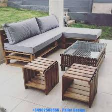 unique diy wooden recycled pallet ideas
