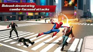 the amazing spider man 2 android game app