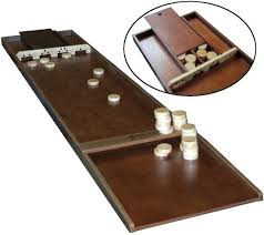 Dutch Game With Wooden Discs Jakkolo Beginner Sjoelbak Dutch Shuffleboard Classic Games Games 20