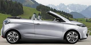 2018 renault zoe. delighful zoe renault zoe cabriolet openair ev tests the water on facebook to 2018 renault zoe