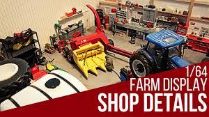 1 64 farm display dels
