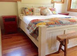 king bed frame wood. Bed Frame-wood Frame-bedroom Furniture-panel Bed-queen Size-king Size-coastal-beach Furniture-headboard-bed King Frame Wood W