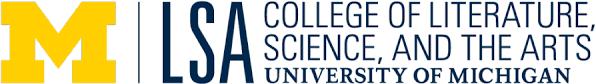 Logos and Resources | U-M LSA U-M College of LSA