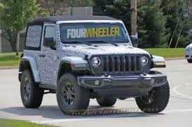 2018 jeep jl. simple 2018 new spy shots of the jl wrangler rubicon for 2018 jeep jl