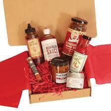 Kitchen Gift Basket Undiscovered Kitchens Gift Collection Gourmet Artisan Bbq Sauces