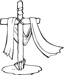 Free Cross Coloring Pages Of Crosses Archives Tebyan Co New 1617