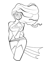 Superhero Coloring Pages For Kids With Free Also Animal Image