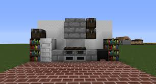 Modern Furniture Tutorial contest Minecraft Blog