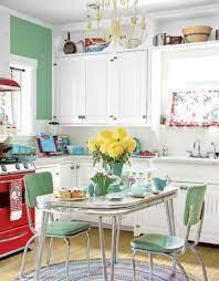 diner decor retro kitchen