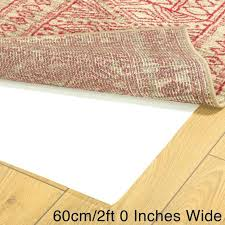 area rugs with non slip backing proven non slip runner rug anti underlay carpet runners with skid backing ft grey hallway for