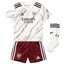 Arsenal away shirt 2020/21 season away kit jersey arsenal fc. Arsenal 20 21 Away Mini Kit Official Online Store