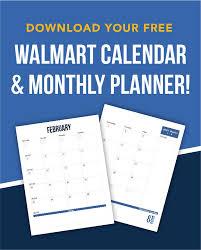 fiscal year 2019 dates walmart fiscal year calendar 2019 edition
