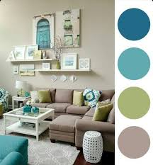 Combinaes de cores para salas | Taupe living room, Blue green and Taupe