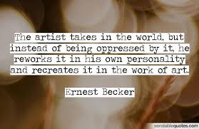 Image result for Ernest Becker image