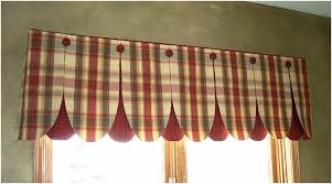 Valance For Kitchen Windows Kitchen Kitchen Curtains Tiers And Valances 3 Kitchen Window
