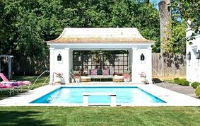 small pool cabana. Lovely Prefab Pool House With Bathroom Collection Excellent Photograph . Small Cabana
