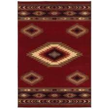 rustic area rugs rug home ideas falls host brown 8x10 and cream hide renovation app
