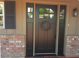 black glass front door. Front Entry Door With Sidelights Half Glass Doors Double Side Lights On Cream Painted Black A