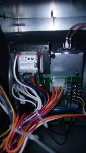 wiring aire 500 humidifier on an amana ams8 furnace home enter image description here
