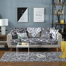 Slipcover Price Chart Marble Sofa Couch Cover Protector Slipcover Mat Pet Dog