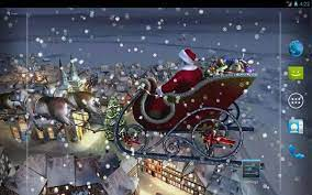 live wallpaper for android 3D Christmas ...