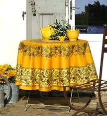 table cloth round table cloths olive design coated round french tablecloth large round tablecloths plastic
