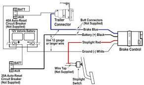 brake control wiring diagram interesting trailers brake control wiring diagram