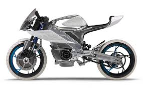 the main motor and frame are designed as a single unit the styling has a floating bone and wings structure that resembles an exoskeleton