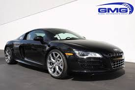 black audi r8 black rims. gmg racing black audi r8 v10 w lms wheels brushed finish lowering springs rims g