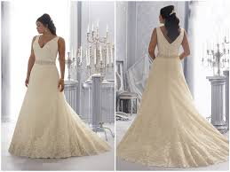 Your Guide To Plus Size Wedding Gowns Wedding Dresses
