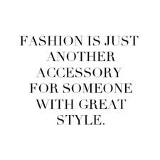 Quotes About Fashion Style And Beauty Best of 24 Great Fashion Quotes For Fashion Inspiration Word Porn Quotes